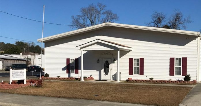 Formerly Massey Funeral Home, Picture of Exterior of Funeral Home